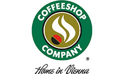 Coffeeshop Company Logo