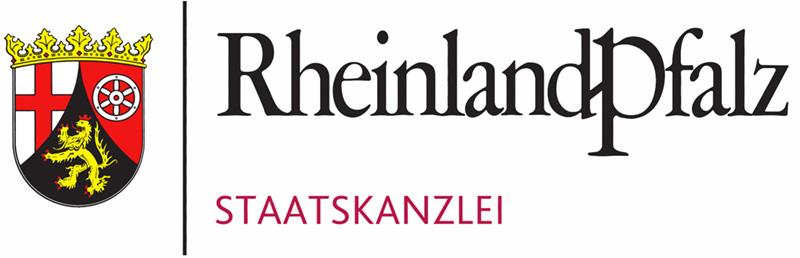 Staatskanzlei Rheinland-Pfalz Logo