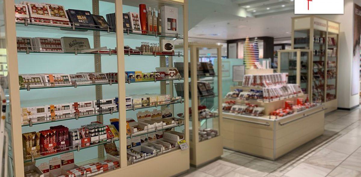 Niederegger Produktausstellung